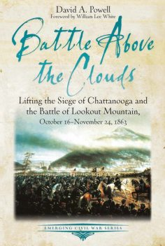 Battle above the Clouds, David Powell