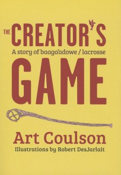 The Creator's Game, Art Coulson