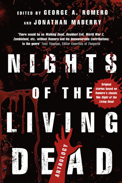 Nights of the Living Dead, Jonathan Maberry