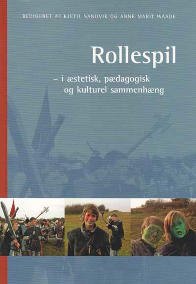 Rollespil, n a