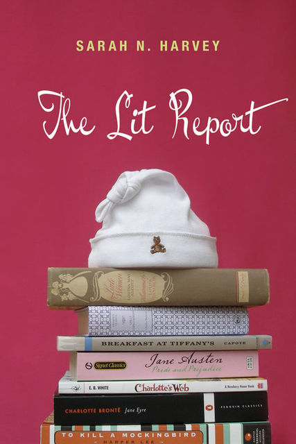 The Lit Report, Sarah Harvey
