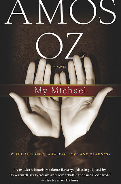 My Michael, Amos Oz