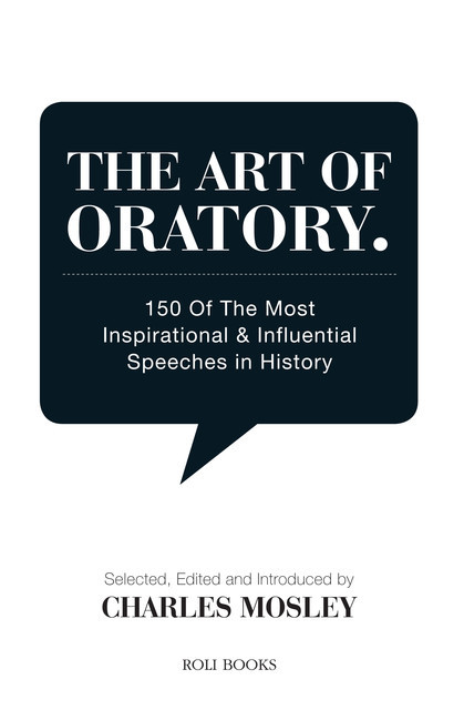 The Art of Oratory, Charles Mosley
