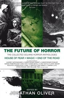 Future of Horror, Audrey Niffenegger