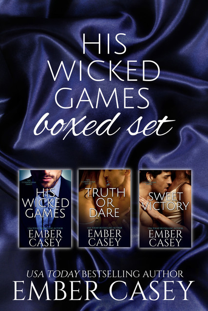 His Wicked Games Boxed Set, Ember Casey