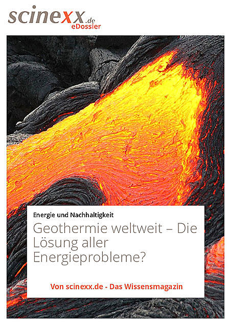 Geothermie weltweit, Ina Berger