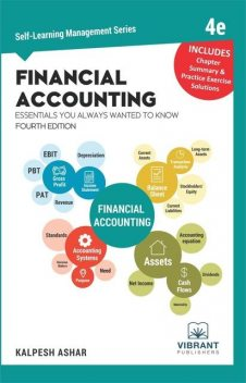 Financial Accounting Essentials You Always Wanted To Know, Vibrant Publishers