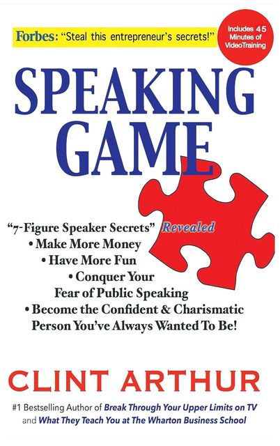Speaking Game, Clint Arthur