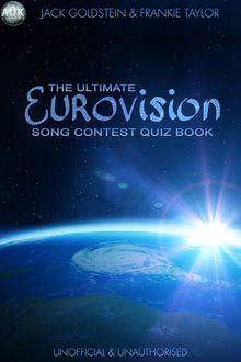 Ultimate Eurovision Song Contest Quiz Book, Jack Goldstein