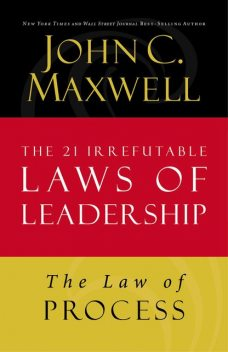 The Law of Process, Maxwell John