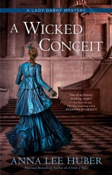 A Wicked Conceit, Anna Lee Huber