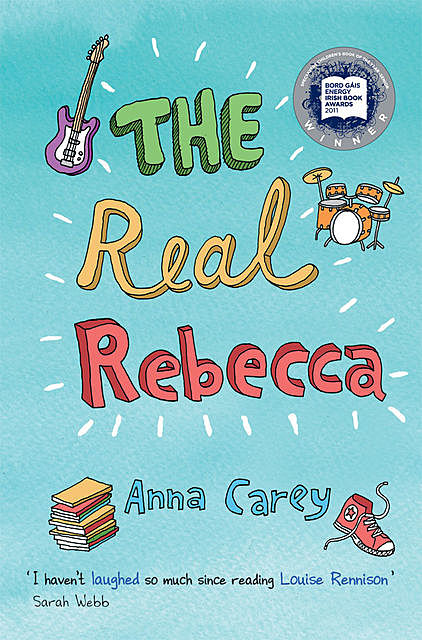 The Real Rebecca, Anna Carey