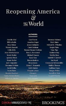 Reopening America and the World, Editors, John Allen, Darrell M. West