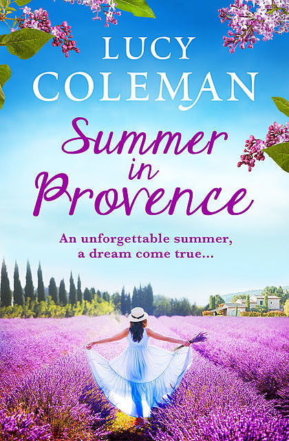 Summer in Provence, Lucy Coleman