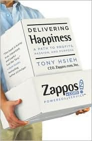 Delivering Happiness, Tony Hsieh