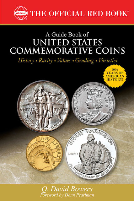 A Guide Book of United States Commemorative Coins, Q.David Bowers
