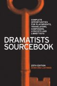 Dramatists Sourcebook 25th Edition, Theatre Communications Group