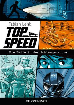 Top Speed – Band 1, Fabian Lenk