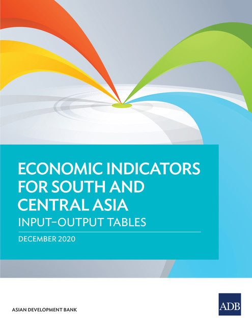 Economic Indicators for South and Central Asia, Asian Development Bank