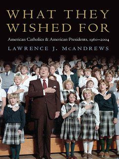 What They Wished For, Lawrence J.McAndrews