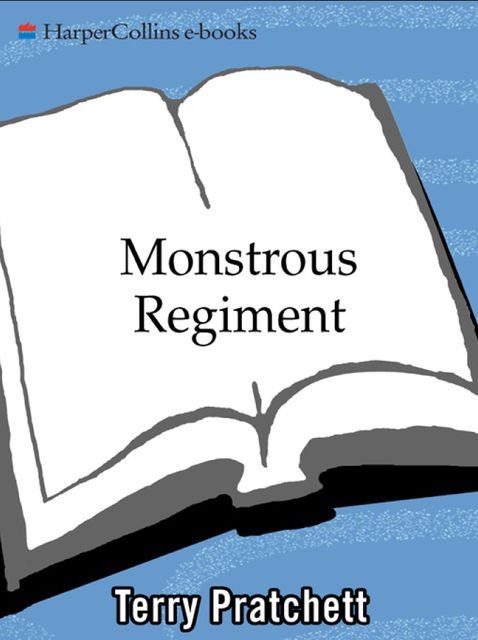 Discworld 30 - Monstrous Regiment, Terry David John Pratchett