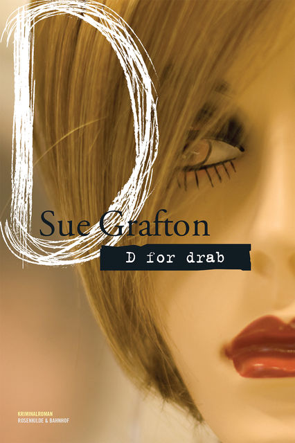 D for drab, Sue Grafton