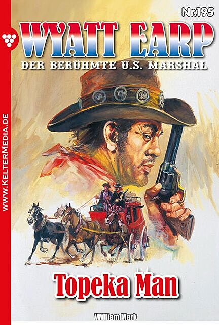 Wyatt Earp 195 – Western, William Mark