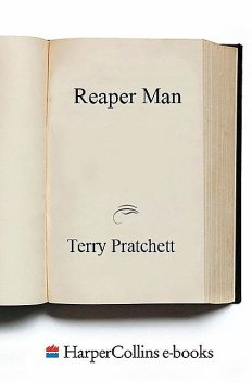 Discworld 11 - Reaper Man, Terry David John Pratchett