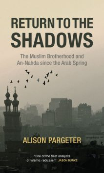 Return to the Shadows, Alison Pargeter