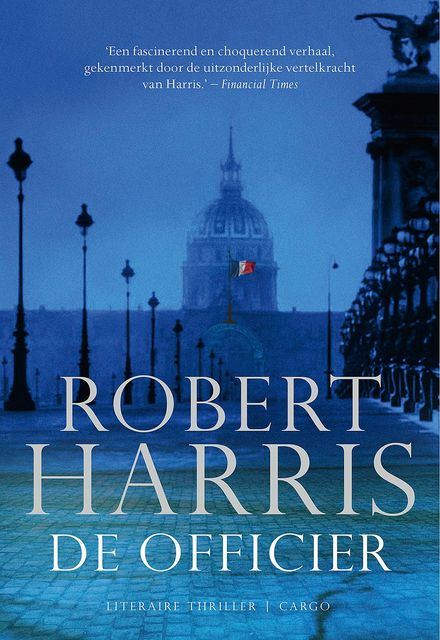 De officier, Robert Harris