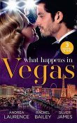 What Happens In Vegas, James Silver, Rachel Bailey, Andrea Laurence