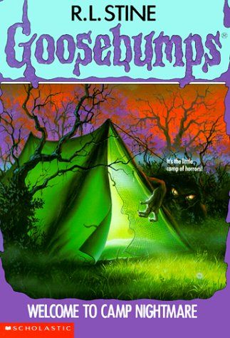 Goosebumps 09 - Welcome to Camp Nightmare, R.L.Stine