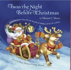 Twas the Night Before Christmas, Clement C.Moore