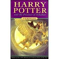 Harry Potter 3 - Harry Potter and the Prisoner of Azkaban, J. K. Rowling