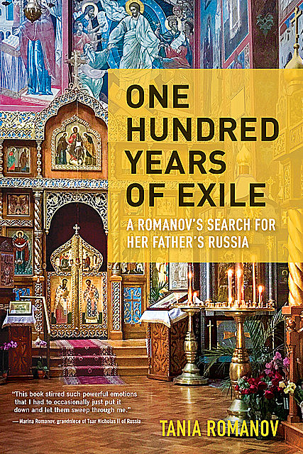One Hundred Years of Exile, Tania Romanov