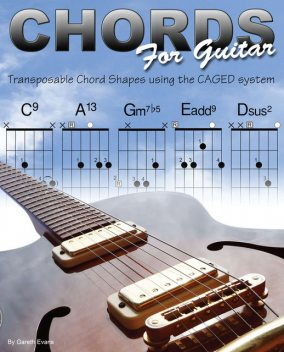 Chords for Guitar, Gareth Evans