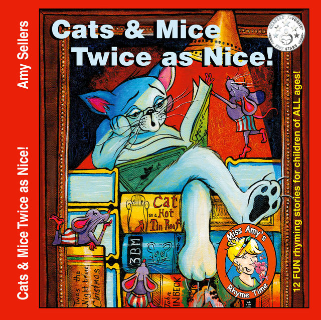 Cats & Mice Twice as Nice, Amy Sellers