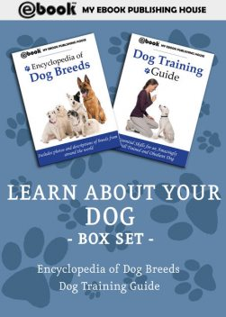 Learn About Your Dog Box Set, My Ebook Publishing House