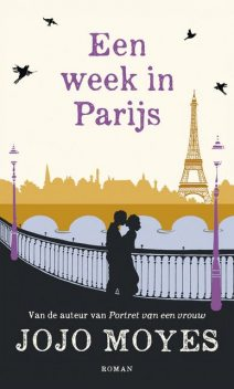 Een week in Parijs, Jojo Moyes