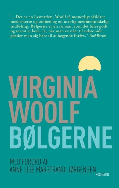 Bølgerne, Virginia Woolf