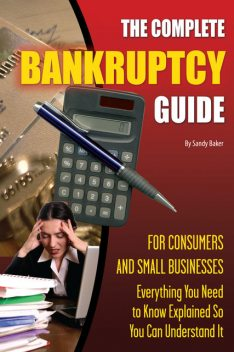 The Complete Bankruptcy Guide for Consumers and Small Businesses, Sandy Baker