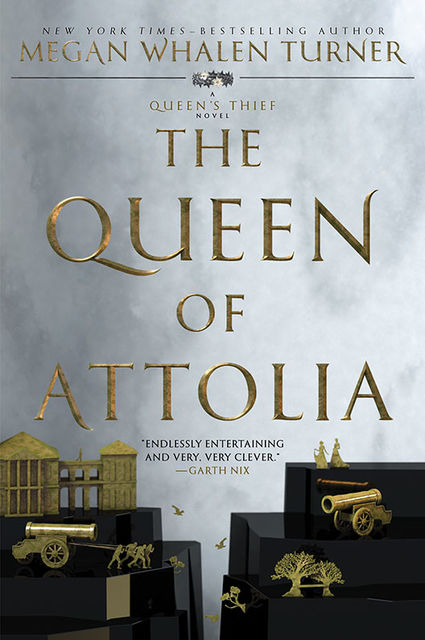 The Queen of Attolia, Megan Whalen Turner