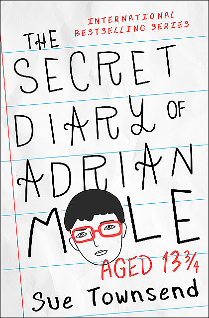 The Secret Diary of Adrian Mole, Aged 13 3/4, Sue Townsend