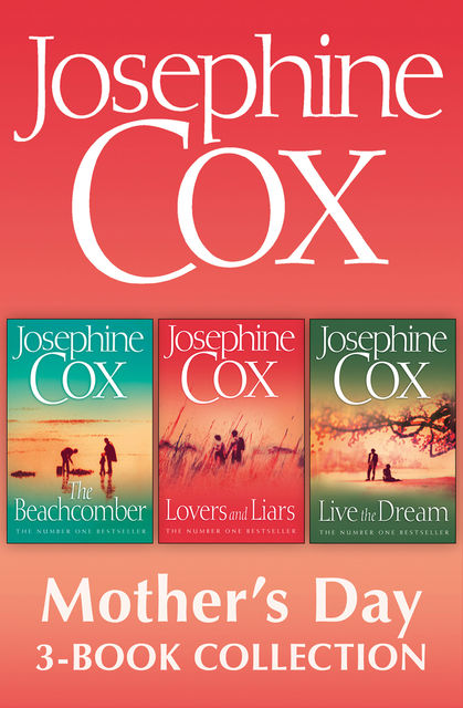 Josephine Cox Mother's Day 3-Book Collection, Josephine Cox