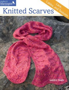Knitted Scarves, Sheryl Thies
