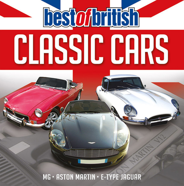 Best of British Classic Cars, Jon Stroud