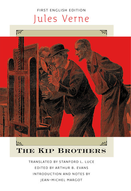 The Kip Brothers, Jules Verne