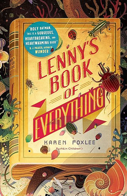 Lenny's Book of Everything, Karen Foxlee