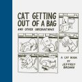 Cat Getting Out of a Bag and Other Observations, Jeffrey Brown