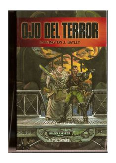 El Ojo Del Terror, Barrington Bayley